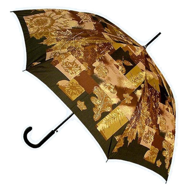 Dámský deštník 4125 Hnědý